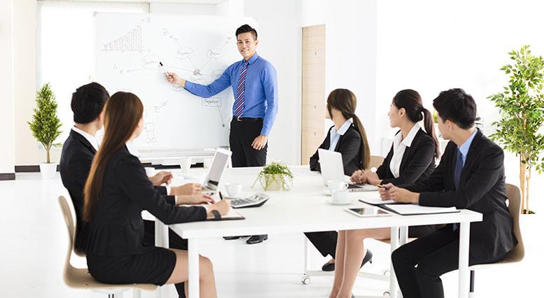 企業向け教育イメージ
