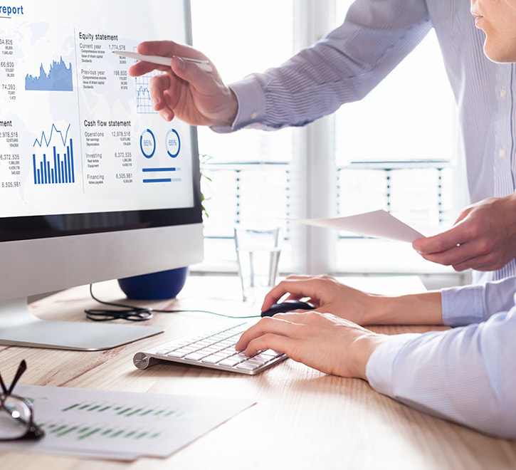 ECショップ及び物流センター-各種ソフトウェアの導入